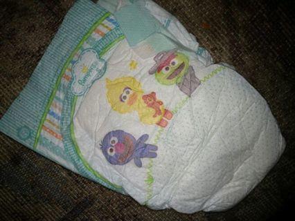 Size 5 diaper