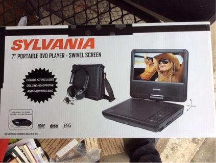 Portable DVD Payer