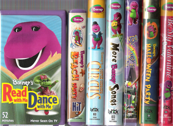 Movies Tv Vhs Kids Family Rhyme Time Rhythm