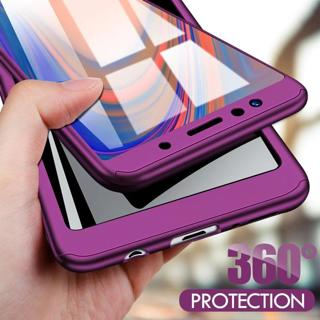 ZNP 360 Shockproof Phone Case For Samsung Galaxy A3 A5 2017 A7 2018 A8 Plus Full Cover Cases For S