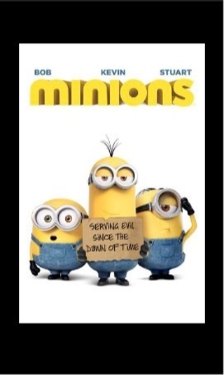 Minions digital HD for iTunes only