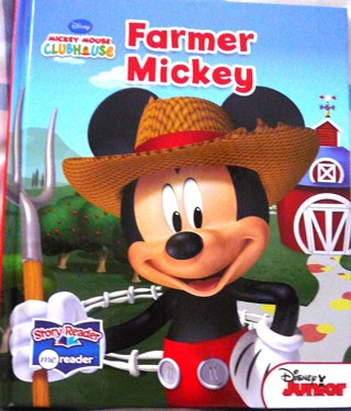 Junior Disney..Farmer Mickey..Mickey Mouse Clubhouse Book