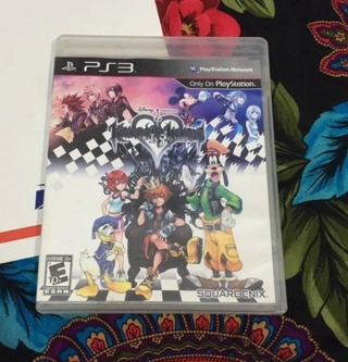 PS3 KINGDOM HEARTS HD 1.5 REMIX GAME PLAYSTATION 3 Square Enix