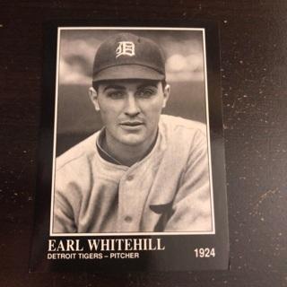 Earl whitehill