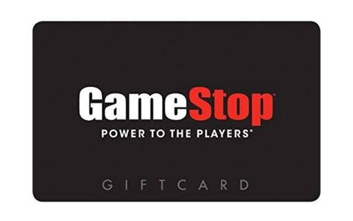 100$ GameStop Gift Card