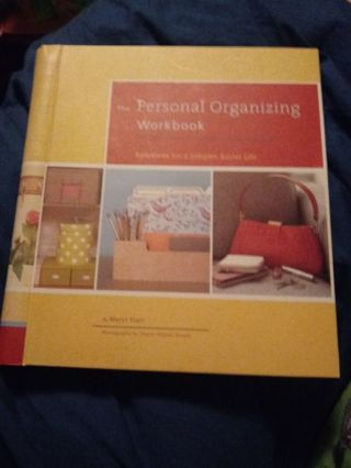 New Personal Organizing Wookbook