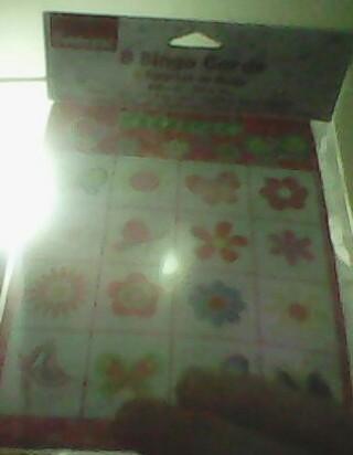 girls bingo game