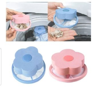 Washing machine lint/ animal hair catcher
