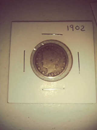 1902 Liberty V Nickel! (Great Date!) 89