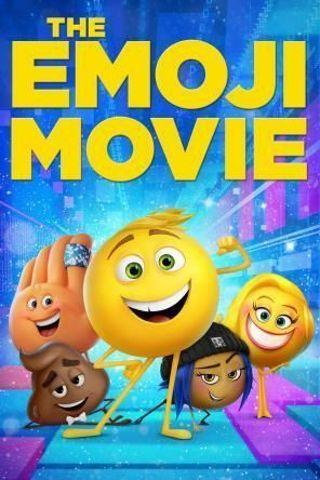 The EMOJI Movie Digital code only