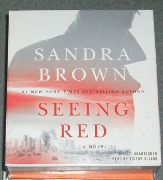 < Audio Book > ... Seeing Red by Sandra Brown