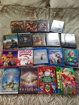 Rudolph And Frostys Christmas In July Dvd.Free Big Dvd Blu Ray Movie Lot Other Dvds Movies