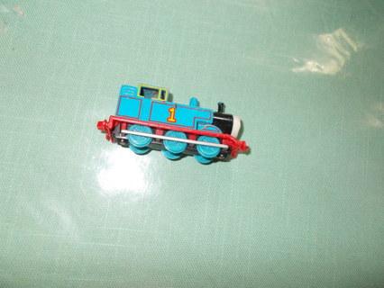 Metal Thomas The Tank Engine