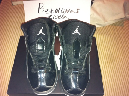 Free: Brand New kids Michel Jordan shoes size 12 in the box - Shoes