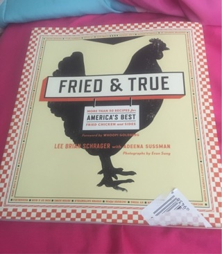 Fried and True Cook Book