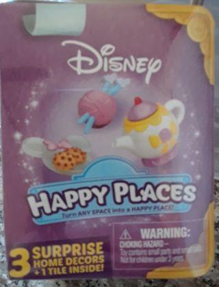 New! Disney Happy Places