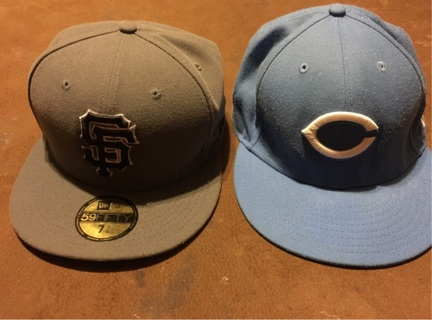 ** RELIST ** Men's baseball hats