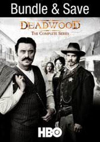 Deadwood, The Complete Series - HD Vudu Digital Copy Code