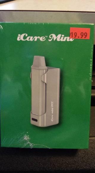 Authentic Eleaf iCare Mini PCC Starter Kit
