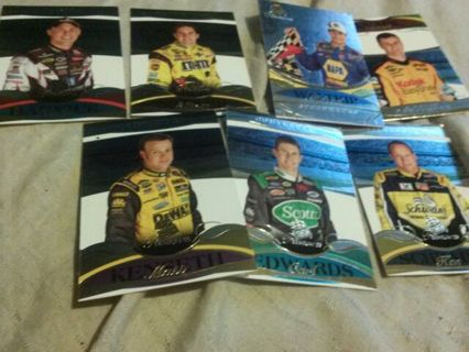 NASCAR trading cards