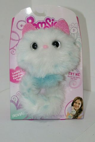 Pomsies Interactive Toy Kitten *SPECIAL HOLIDAY GIN!