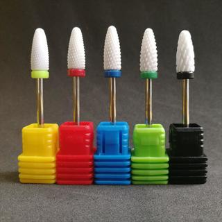 Ceramic Drill Bits Flame Ceramic Bit Electric Drill Accessories Green Coarse Blue Medium Red Fine