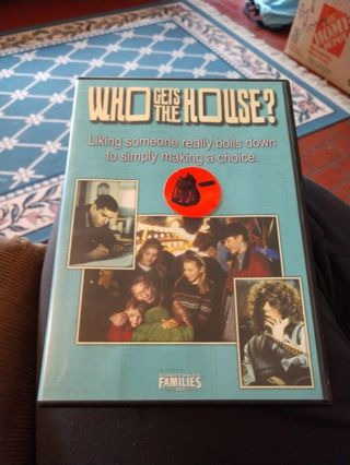 Who Gets the House? DVD
