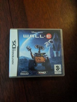 NINTENDO DS - Wall e