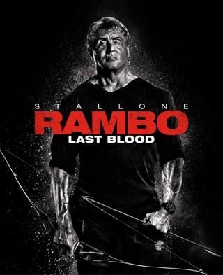 Rambo Last Blood HD digital copy