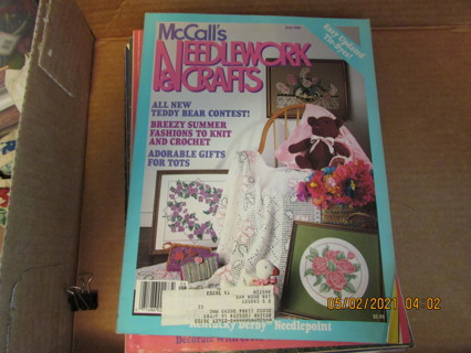 6 Misc Crafting Magazines