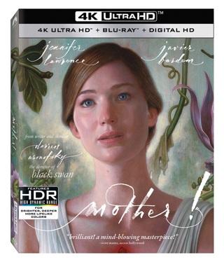 Mother! iTunes 4K UltraHD Digital Copy