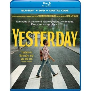 Yesterday  (2019) Movies Anywhere HD Digital Copy Code!!