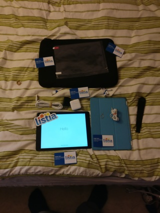 IPAD AIR 64GB+GSM (used on AT&T)