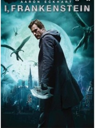 I, Frankenstein digital HD for iTunes only
