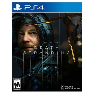 DEATH STRANDING PS4 USED PERFECT CONDITION