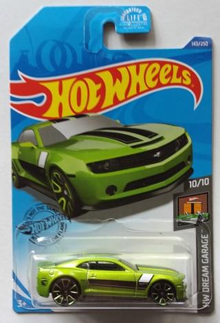 Hot Wheels 2013 Chevy Camaro Special Edition Treasure Hunt