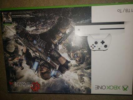 Xbox gears of war 4 bundle