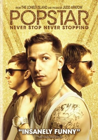Popstar: Never Stop Never Stopping   HD GooglePlay Digital Copy Code Transfers to MA, Vudu