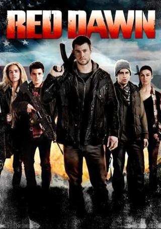 Red Dawn- Digital Code Only- No Discs