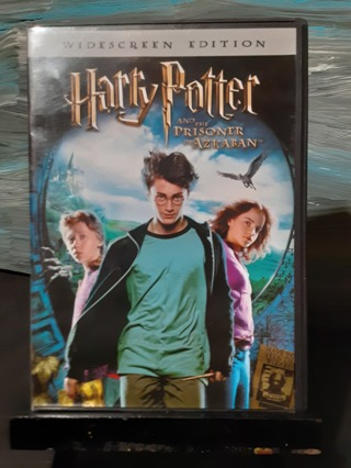 HARRY POTTER ~ PRISONER OF AZKABAN DVD