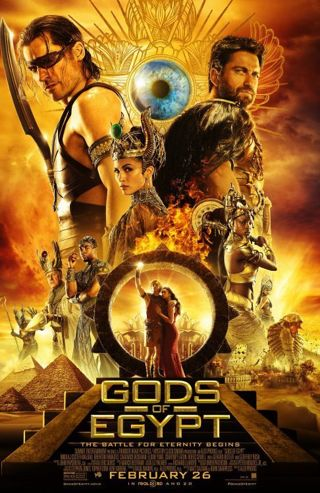 Gods of Egypt digital copy ONLY