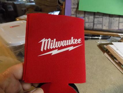 Red Milwaukee Can Koozi  # 2