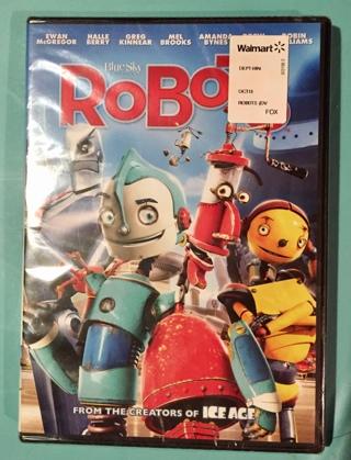 ~ღ~ღ~New Robots DVD~ღ~ღ~
