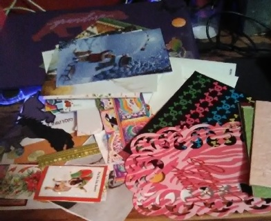 Lot of Craft Making Cards and More
