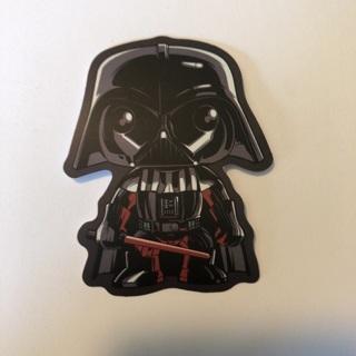 Darth Vader Vinyl Sticker - Star Wars