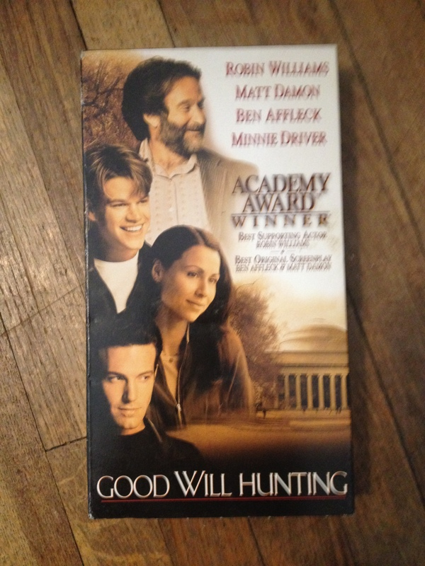 a review of the story of good will hunting Good will hunting blu-ray review for the additional supplementary material released on this version good will hunting tells the story of will hunting.