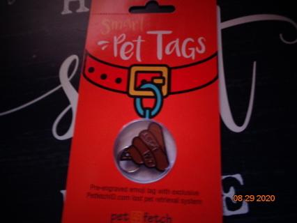 smart pet tag