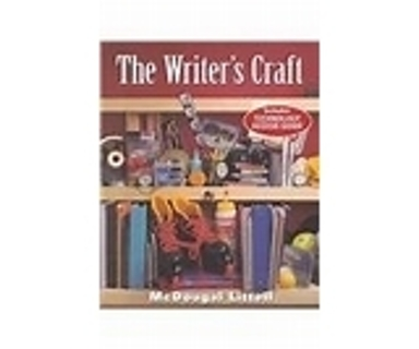 THE WRITER'S CRAFT RED LEVEL by McDOUGAL, LITTELL