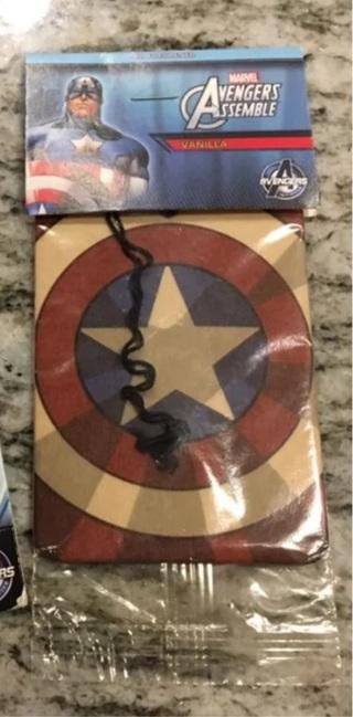 Captain America Air Freshener