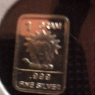 1 gram .999 silver the one you see is the one you get